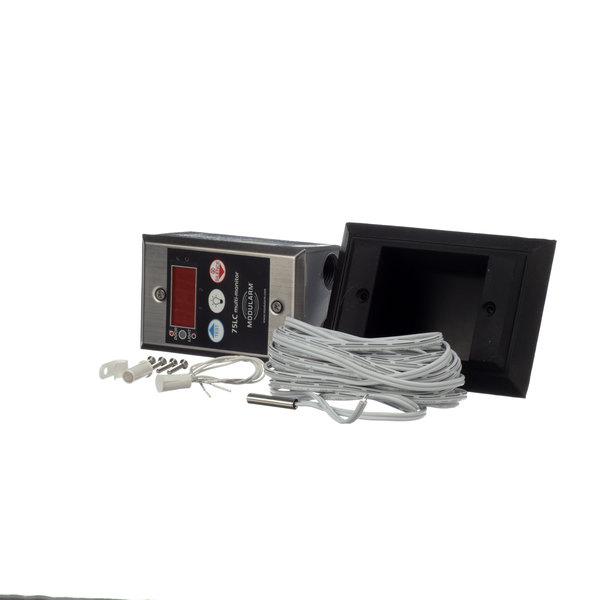 Modularm 75LC-WE-FLUSH M Alarm Monitor, Flush Main Image 1