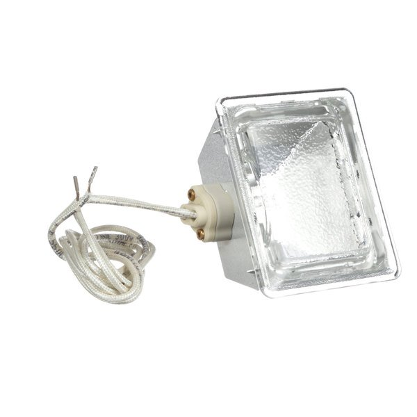 Pizzamaster 50366 Lampsocket 55x70 Halogen 20w Main Image 1