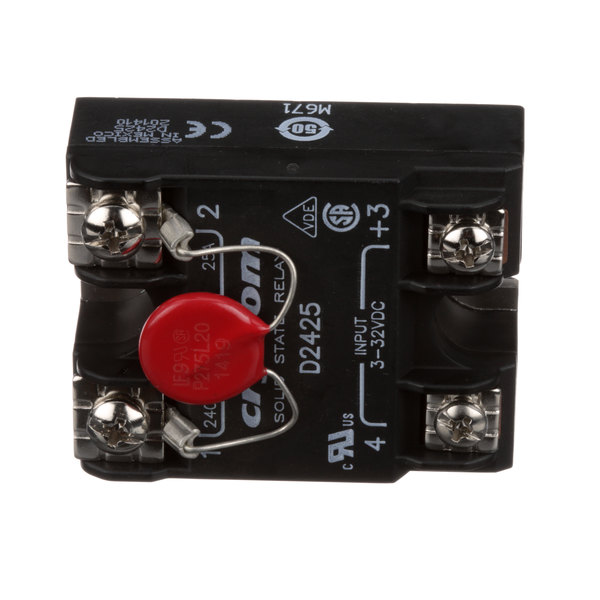 Royalton 1379 25 Amp Ss Relay W/Mov