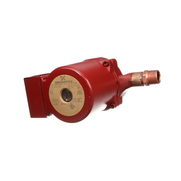 Jackson 5700-002-18-84 Motor And Pump Assy