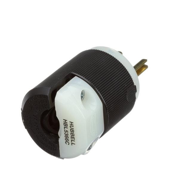 Hubbell HBL5366C Male Plug 20 Amp 125v