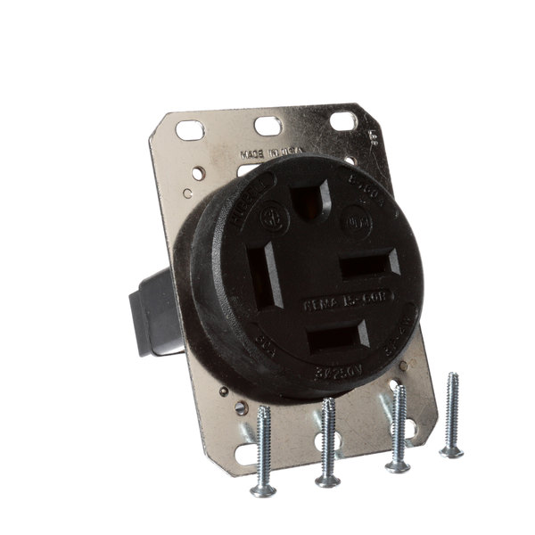 Hubbell HBL8460A Receptacle 60a 250v 3p 4w