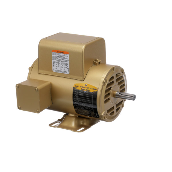 Cutler Industries 27380-2004 Motor 1 Phase-Send Wiring Dia Main Image 1