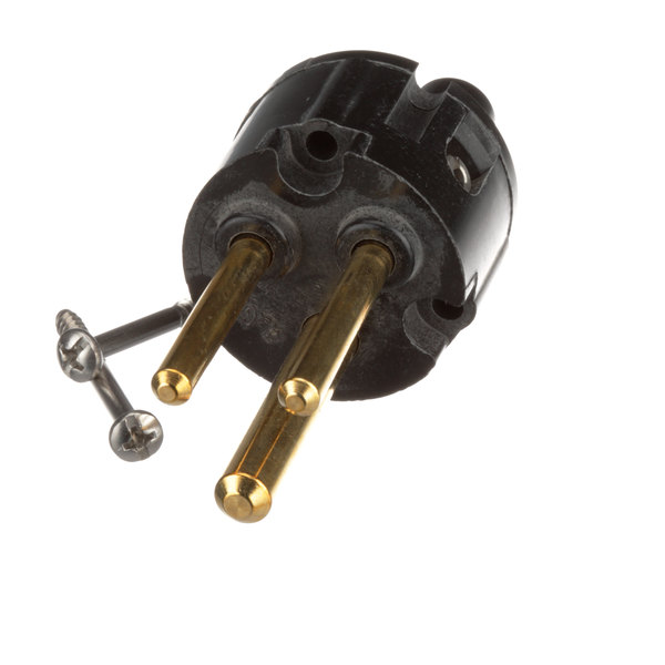 Hubbell IN320BM Plug Insert, 20 Amp Main Image 1