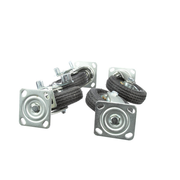Seco Select F65121 Casters - 4/Set