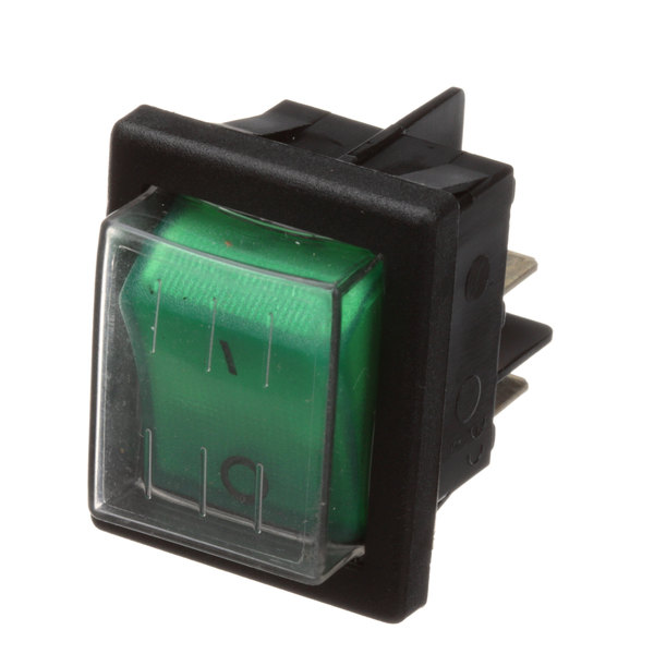 Alfa FW9000-SWITCH On/Off Green Switch Main Image 1