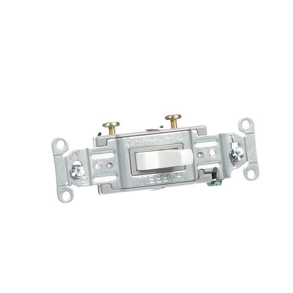 Hubbell CS120W Switch Main Image 1