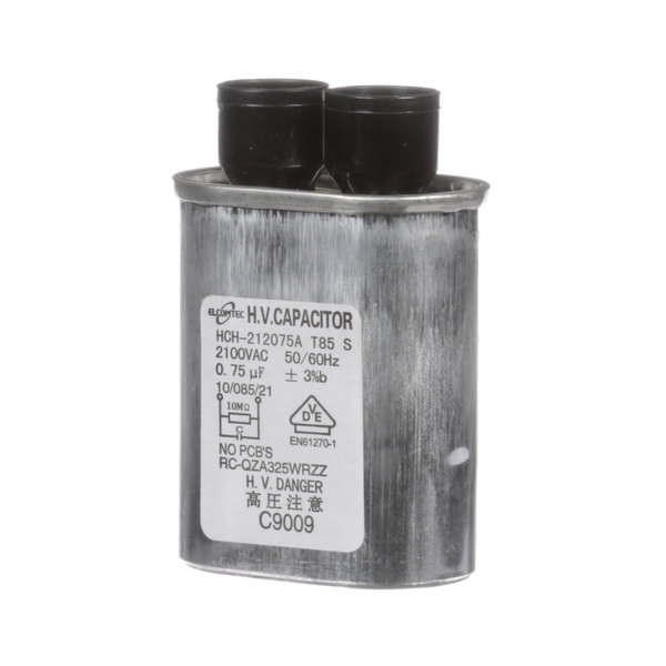 Sharp RC-QZA325WRZZ Capacitor