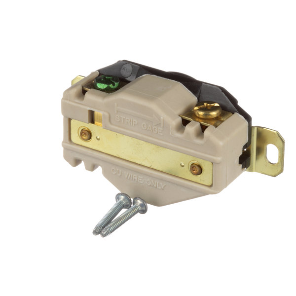Hubbell HBL2310 Receptacle Main Image 1