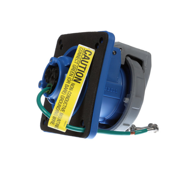 Hubbell HBL320r6w Pin & Sleeve Receptacle 250V 20A Main Image 1