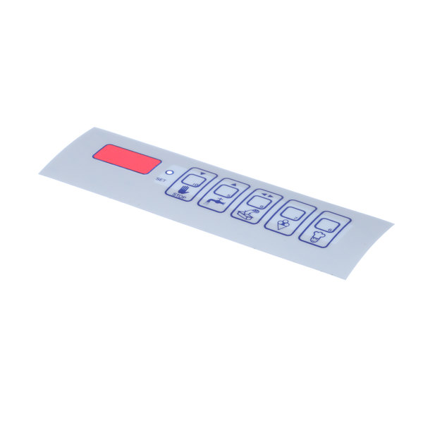 Frigomat 57961 Push Button Panel Lable