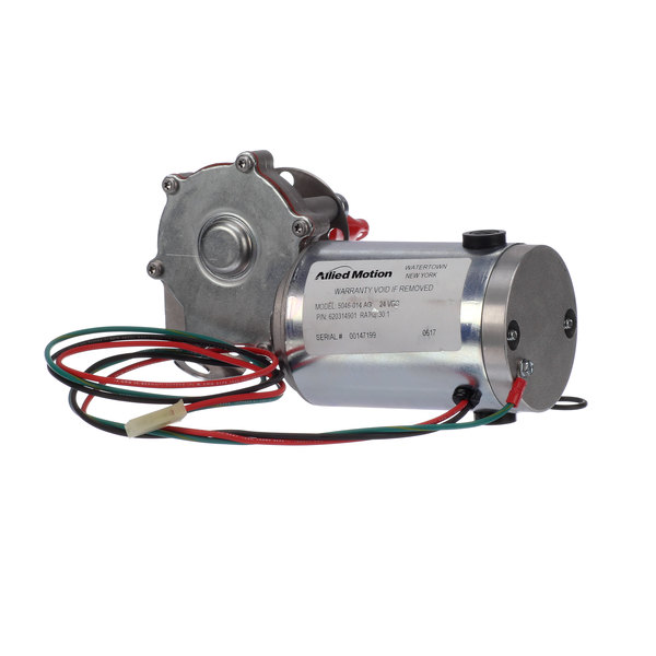 Cornelius 629087489 Motor And Seal Assy
