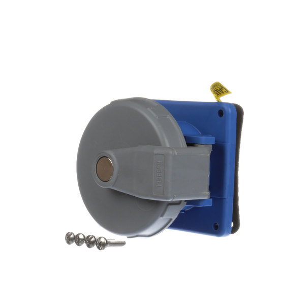 Hubbell HBL430R9W Receptacle