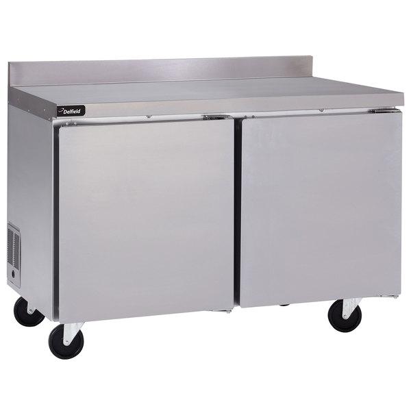 """Delfield GUR60BP-S 60"""" Worktop Refrigerator Main Image 1"""