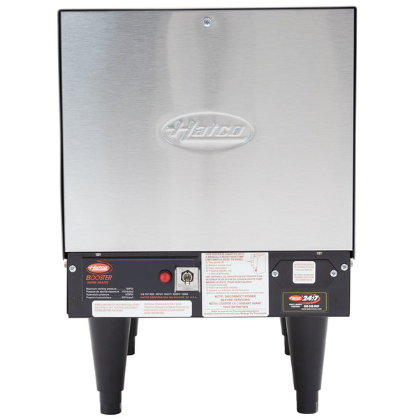 Hatco C-15 Compact Booster Water Heater - 208V, 3 Phase, 15 kW