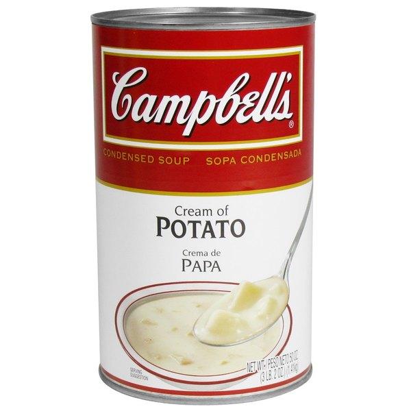 Cream of Potato Soup Condensed 50 oz. Can Main Image 1