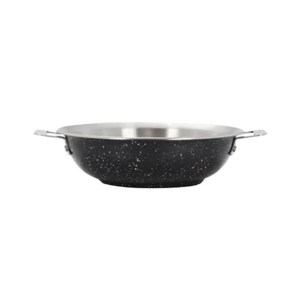 "Bon Chef 60014GALAXY Cucina 10"" Galaxy Stainless Steel Stir Fry Pan Main Image 1"