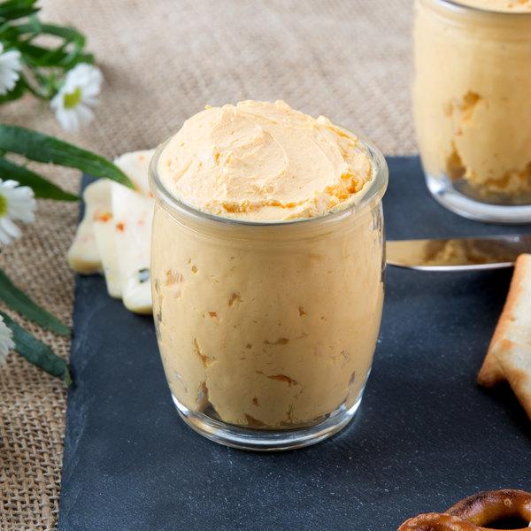 Lancaster County Farms 5 lb. Yellow Cheddar Horseradish Cream Cheese Spread