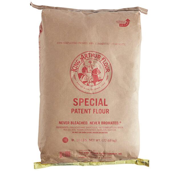 King Arthur Flour Special Patent 50 lb. Flour Main Image 1