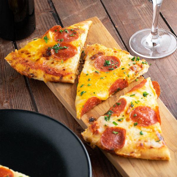 Patrick Cudahy Pavone 12.5 lb. Bag Sliced Pepperoni - 2/Case