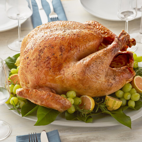 Butterball 20 - 24 lb. All Natural Whole Young Turkey Main Image 2
