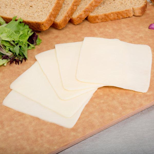 Bella Francesca Part Skim Milk Mozzarella Cheese - 6 lb. Solid Block
