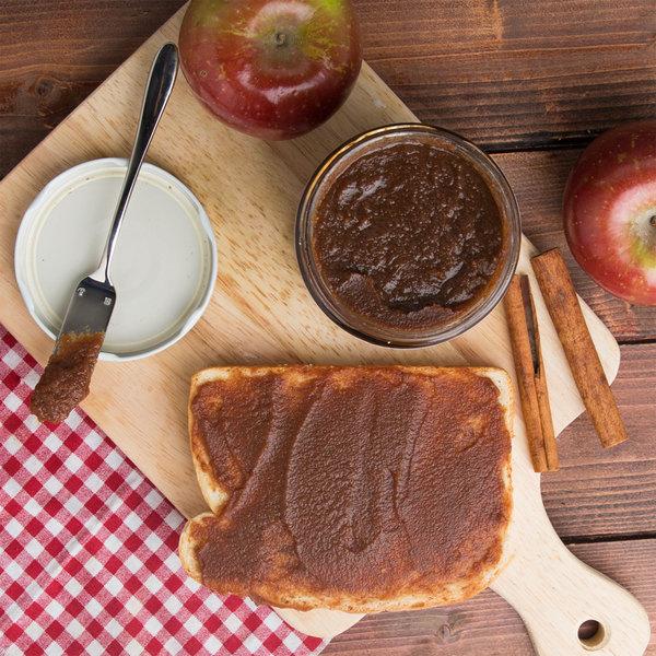 Kime's 17 oz. No Sugar Added Cinnamon Apple Butter Spread - 12/Case Main Image 5
