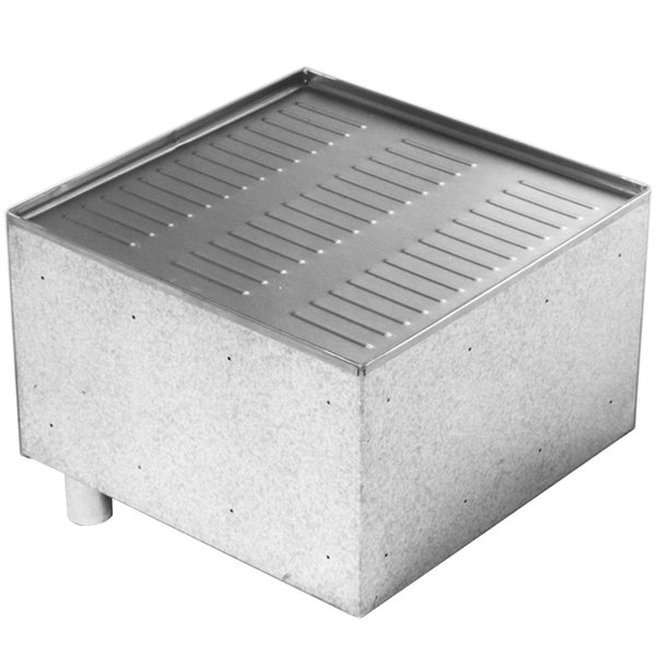 Eagle Group MFC-22 Modular Front Corner Drainboard for 2200 Series Underbar Units Main Image 1