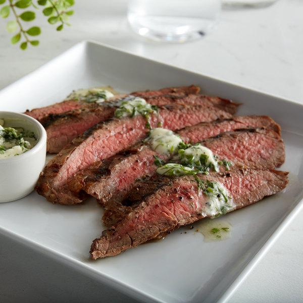 14 lb. Choice Boneless Flank Steak