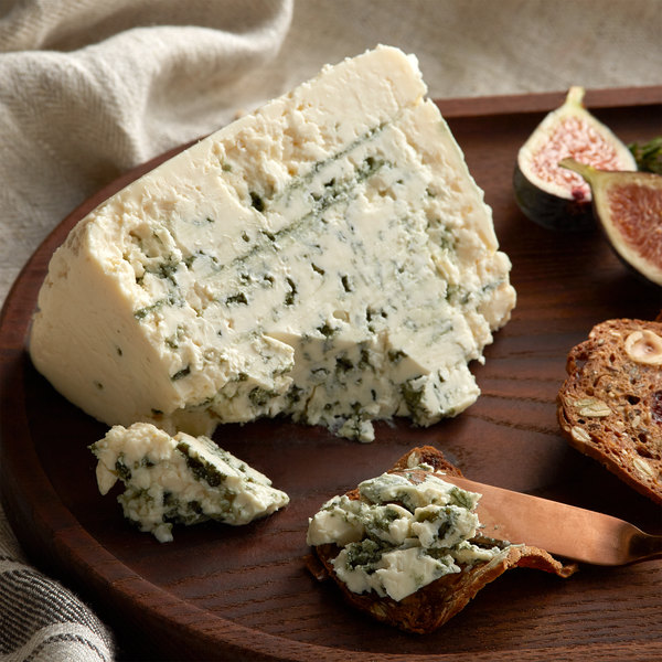Swiss Valley Farms 6 lb. Mindoro Blue Authentic Danish Style Blue Cheese Main Image 2