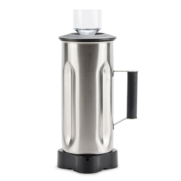 Hamilton Beach 6126-HBF600S 64 oz. Stainless Steel Container for HBF600S Food Blender