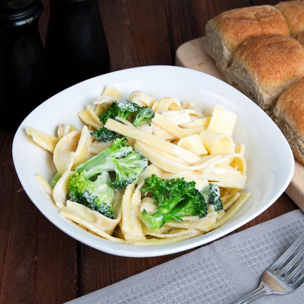 Little Barn Noodles 1 lb. Homemade Wide Egg Noodles - 12/Case Main Image 6