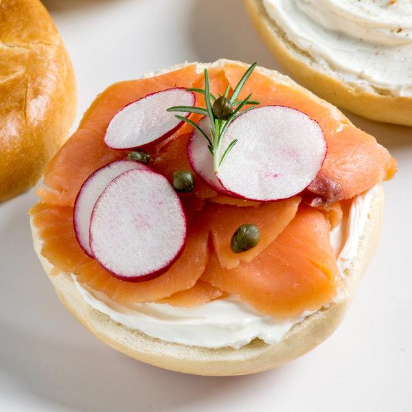 3 lb. Norwegian Smoked Sliced Salmon