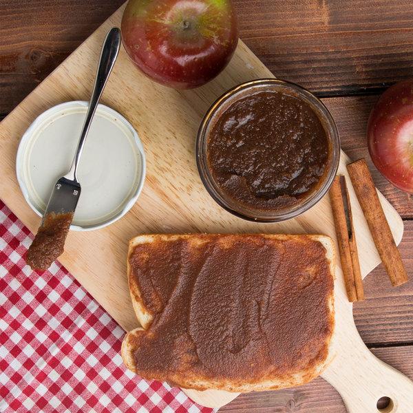 Kime's 17 oz. Sweetened Cinnamon Apple Butter Spread - 12/Case