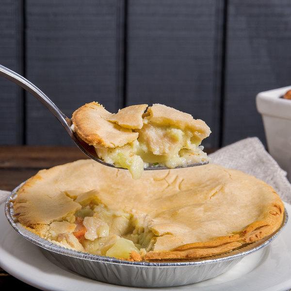 "Zook's 6"" Homemade Amish Chicken Pot Pie - 24/Case Main Image 4"