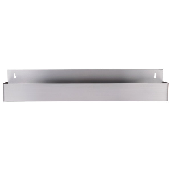 Regency 32 inch Stainless Steel Single Tier Speed Rail