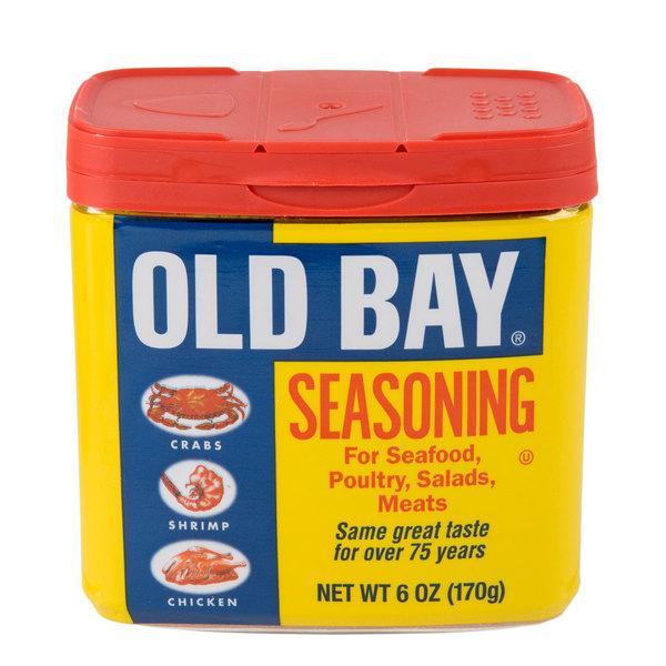 Old Bay 6 oz. Seasoning - 8/Case Main Image 1