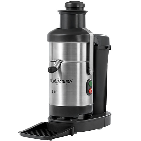 Robot Coupe J100 Juicer with Continuous Pulp Ejection - 120 V Main Image 1