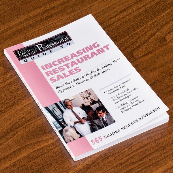 Book: Increasing Restaurant Sales