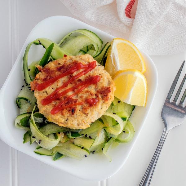 Icelandic Seafood 3 Oz Wild Caught Genuine Maryland Style