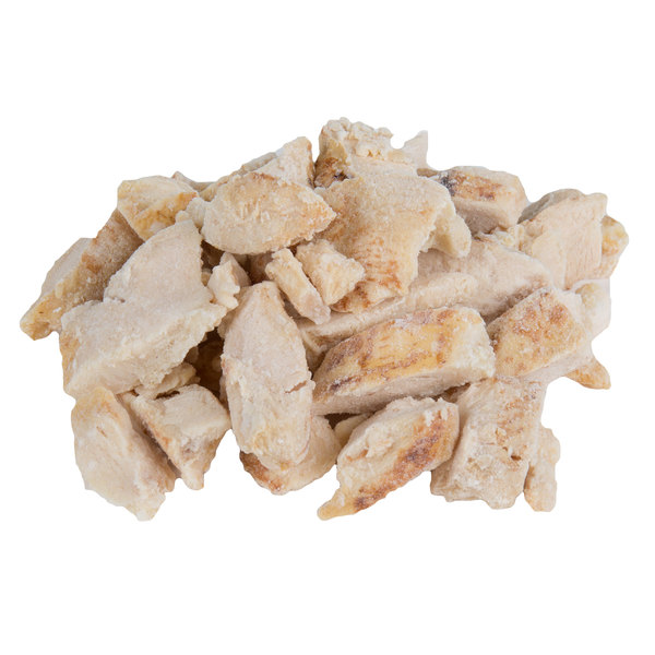National Steak & Poultry 10 lb. Fully Cooked Chicken Breast Strips