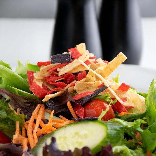 Fresh Gourmet Tri-Color Tortilla Strips 1 lb. Bag - 10/Case Main Image 6