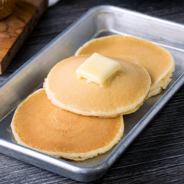 """Krusteaz 4 1/2"""" Frozen Pancakes - 144/Case Main Image 2"""