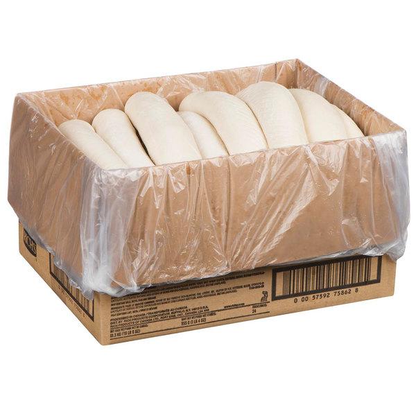 Rich's 19 oz. Proof and Bake Italian Bread Dough - 24/Case Main Image 1