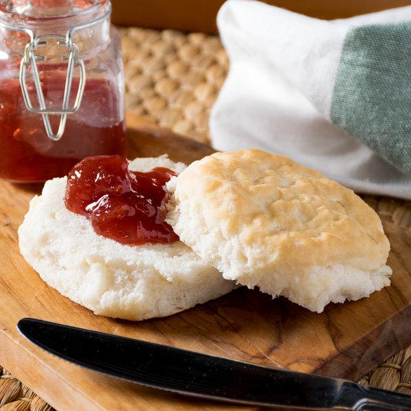 """Bakery Chef 3"""" Premium Buttermilk Biscuit - 120/Case"""