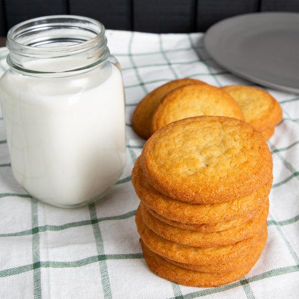 David's Cookies 1.5 oz. Preformed Sugar Cookie Dough - 213/Case Main Image 4