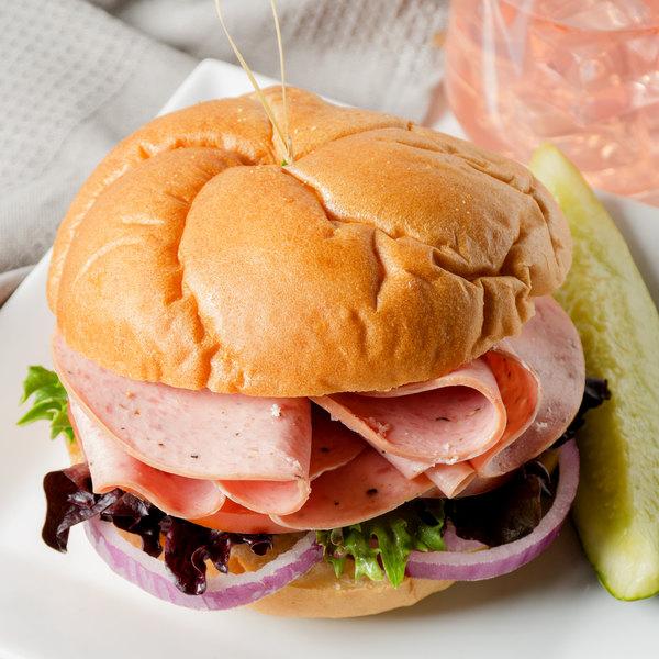 Hatfield Deli Choice 7 lb. Fully Cooked Salami
