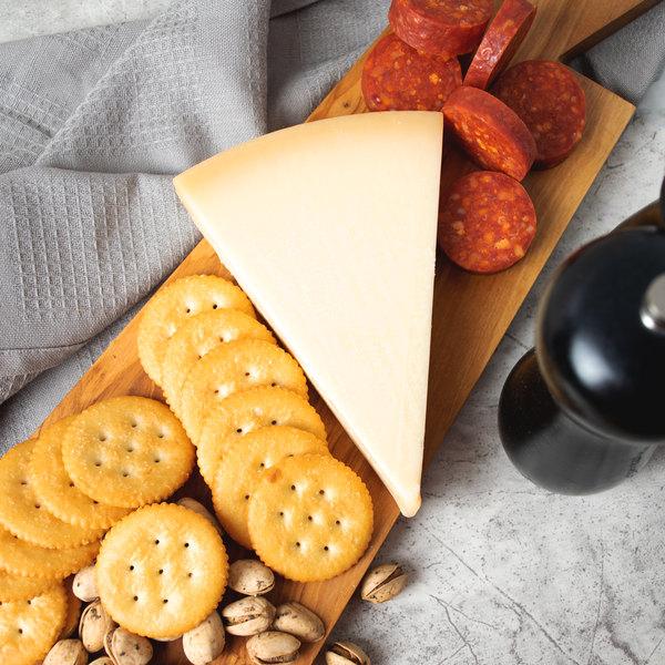 BelGioioso 8 oz. Parmesan Cheese Wedge - 12/Case