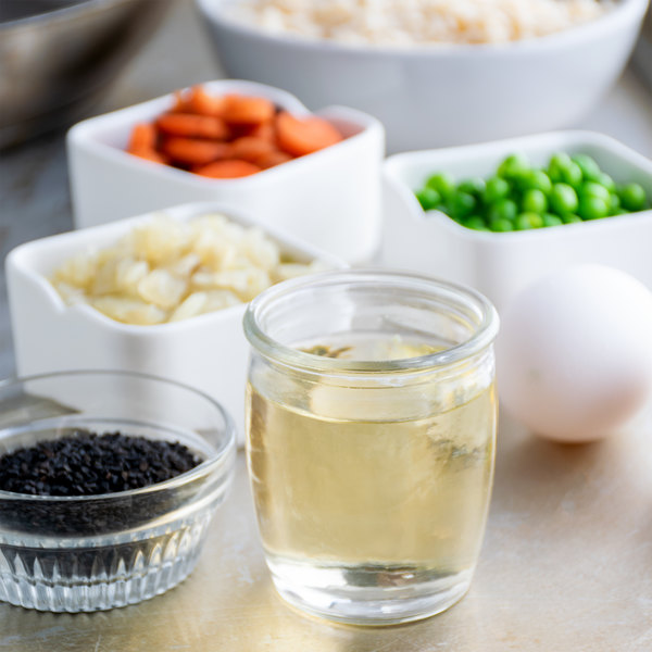 1 Gallon Seasoned Rice Wine Vinegar - 4/Case