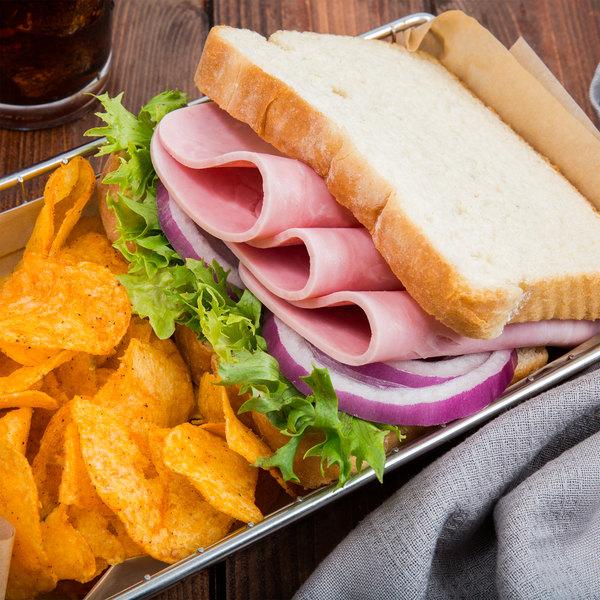 DAK 12 lb. Extra Lean Premium Cooked Ham
